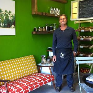 Bob's Bagel Cafe Kalk Bay Cape Town