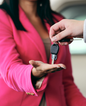 Vehicle finance while under debt review.