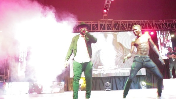 Harrysong surprises fan in #kogitogether4peace eve