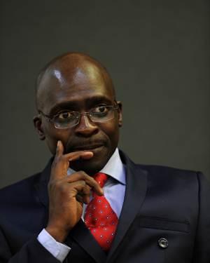 Public Enterprises Minister Malusi Gigaba. (Werner Beukes, Sapa)