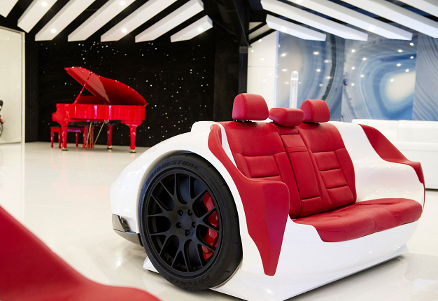 Own One Of These Stylish Lambo Couches Wheels24