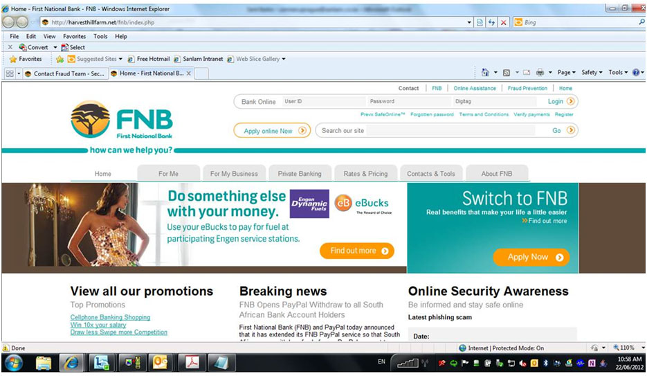 FNB dupe | Fin24