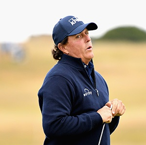 Phil Mickelson (Getty)