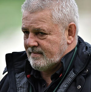 Warren Gatland (Getty)