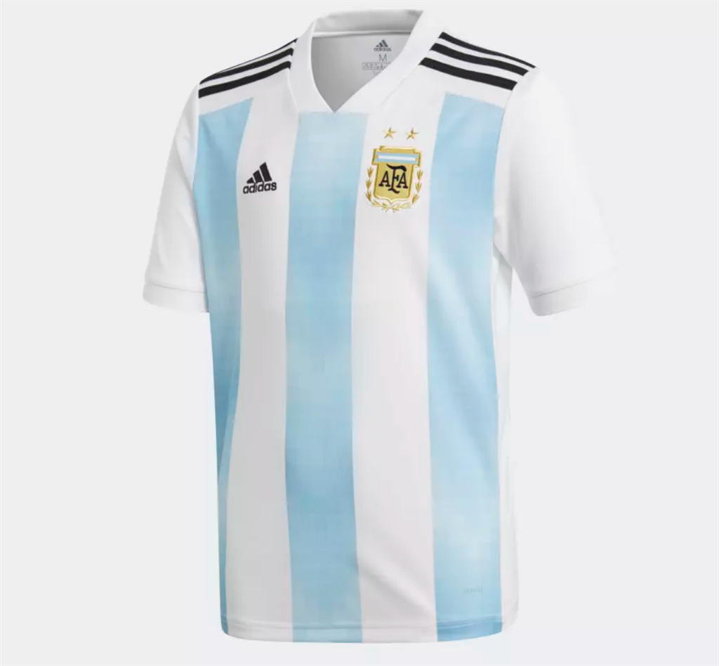 59acb6a52 The new World Cup uniforms for every country