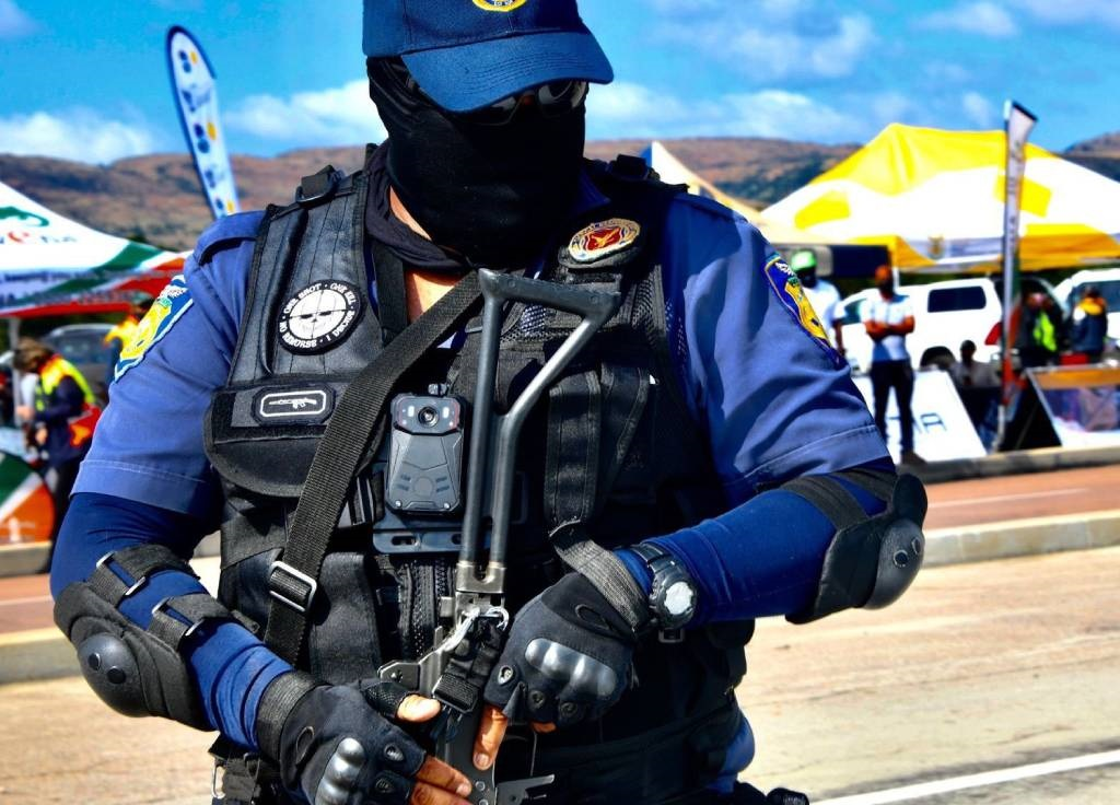 The RTMC will be fitting officers with body cameras.