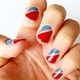 DIY: Retro nail art