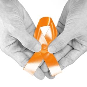 leukaemia ribbon