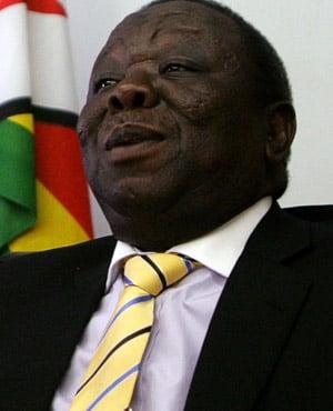 Zimbabwean Prime Minister Morgan Tsvangirai. (File: AFP)