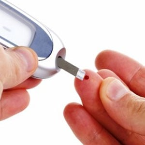 Using a glucometer to pinpoint peripheral neuropat