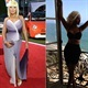Christina Aguilera slims down again