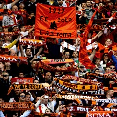 AS Roma Fans (Getty Images)