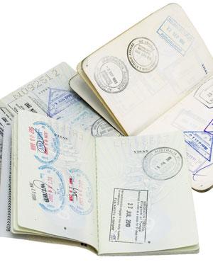 Passport, travel documents, travel, immigrate, emm