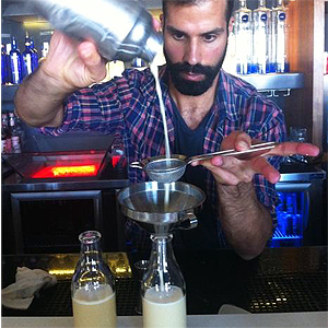 Poet by the Sea Mixologist World Class 2013