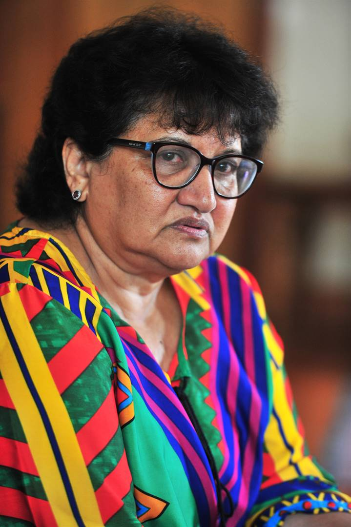 Jessie Duarte, ANC deputy secretary general says the NEC wants the North West REC disbanded. (Getty Images)