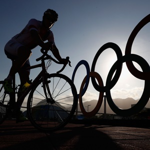 Cycling at the Olympics (Getty Images)