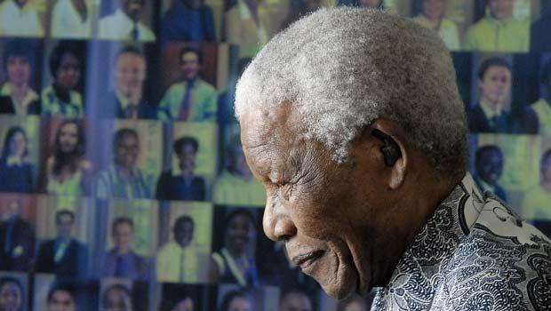 Nelson Mandela (File, AFP)