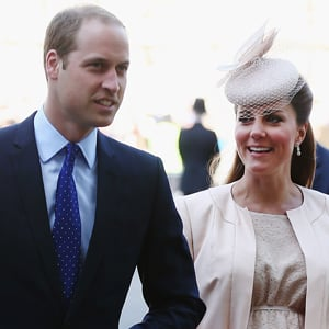 Kate and William
