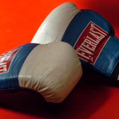 Boxing gloves (File)