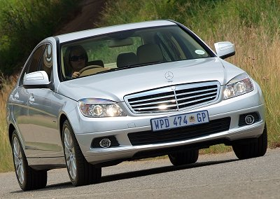 <b>C-CLASS PROBED:</b> The NHTSA will investigate Mercedes-Benz C-Class sedans built in 2008 (above) and 2009.