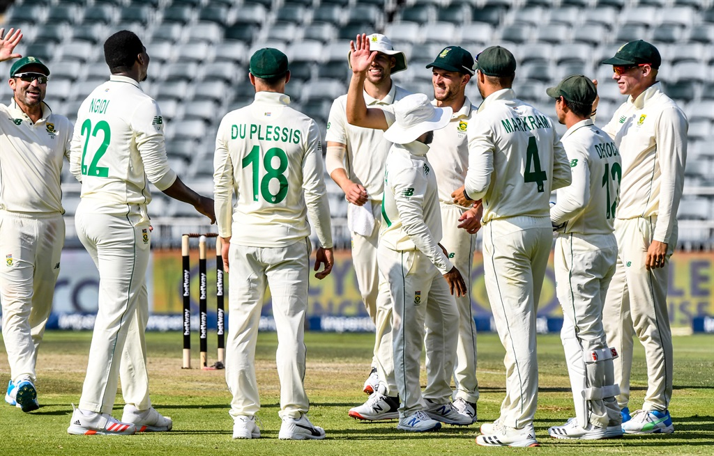 Like all teams on their path back to the top, the Proteas could easily lose to a Pakistan side dismissed by New Zealand in their next series, but we need to understand that they are no longer the number one team in the world. Picture: Sydney Seshibedi/Gallo Images)