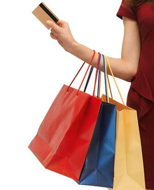 Binge shopping is a money disorder.