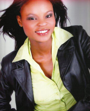 Astrid Kaseke, who beat all odds to succeed as a highly educated foreigner in South Africa.