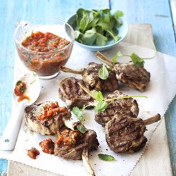 recipes braai lamb
