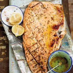 recipes fish seafood braai trout