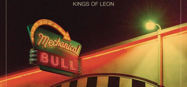 kings of leon,mechanical bull