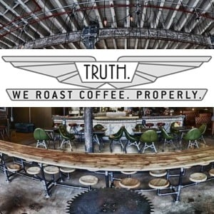 truth coffee shop cape town