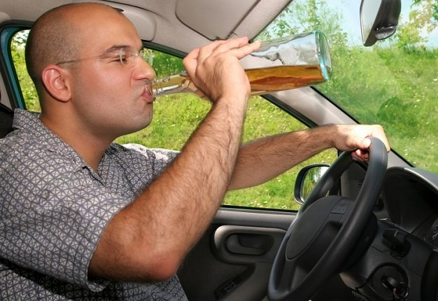 <b>DON'T DRINK AND DRIVE:</b> Drinking and driving is incredibly irresponsible and a conviction could see you lose your job as well as limit future employment prospects. <i>Image: SHUTTERSTOCK</i>