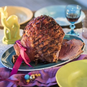 recipes gammon roast christmas pork
