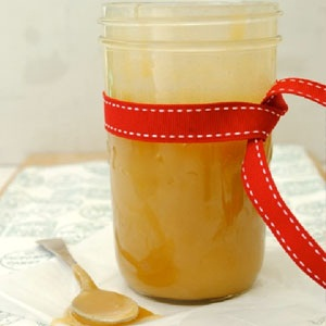 recipes salted caramel festive