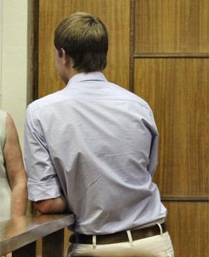 The Griekwastad murder suspect. (Volksblad)