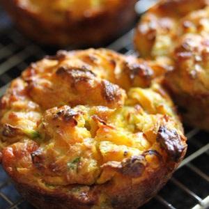 recipes vegetarian baking holiday muffins