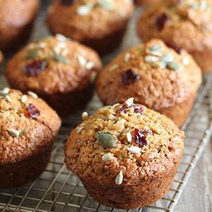 recipes muffins baking holiday