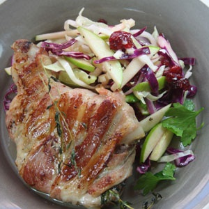 recipes pork banting lchf diet bacon