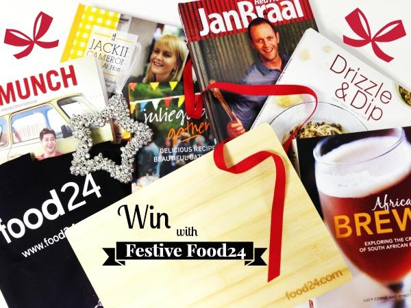 Festive, competition, win, cookbooks