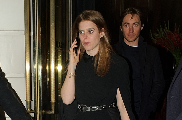 Princess Beatrice and Edoardo Mapelli Mozzi (Photo: Getty Images)