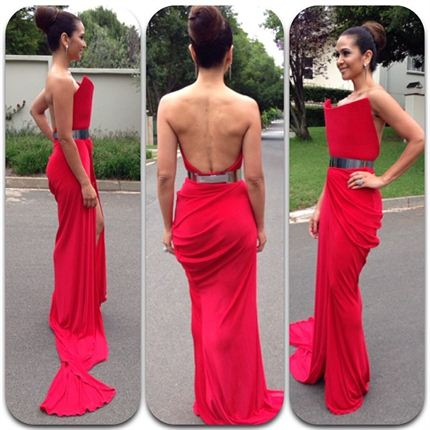 Pics 8 Hot Looks From The Sa Style Awards