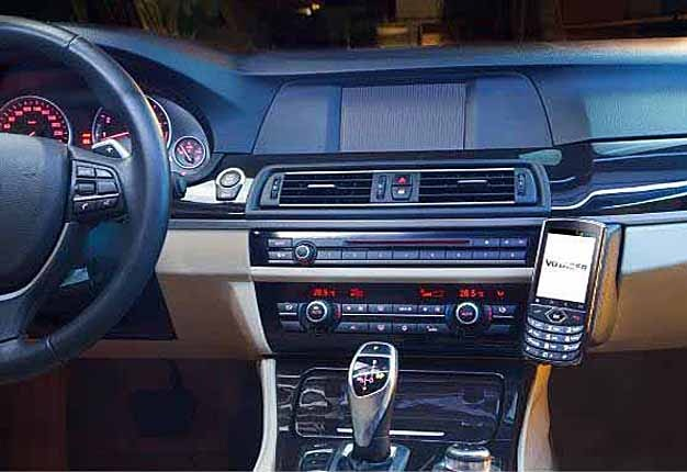"""<b>LATEST IN IN-CAR TECH FROM ISRAEL:</b> The Voyager system claims to be """"the ultimate"""" in hands-free and satnav. Take a look at its benefits."""