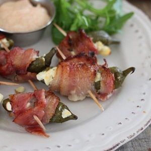 recipes bacon chilli poppers