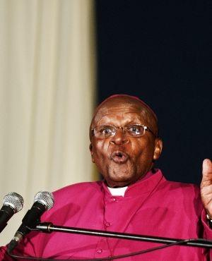 Desmond Tutu, (File, AFP)