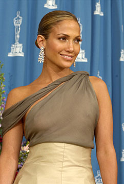 Jennifer Lopez In Transition