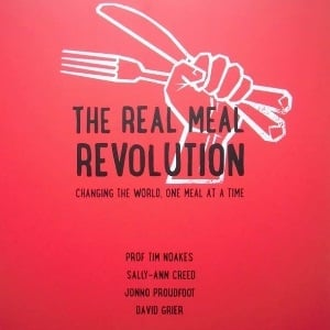 real meal revolution,low carb,high fat, Tim Noake