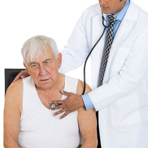 Depressed heart failure patient has higher risk of