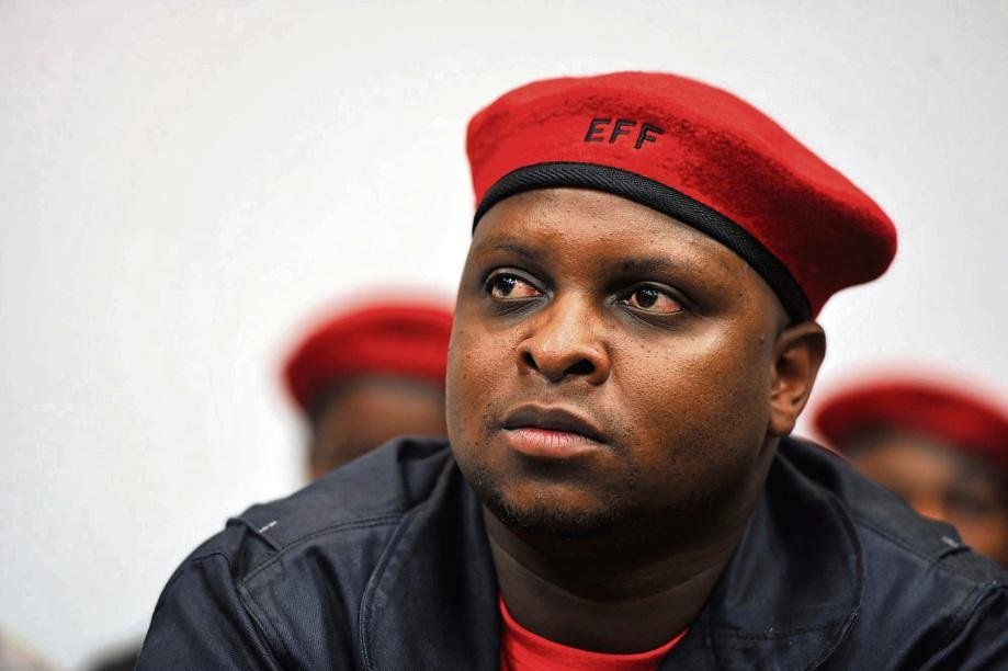 News24.com | WATCH | EFF's Floyd Shivambu in court for assault case