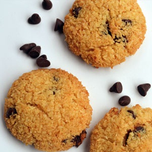 recipes baking healthy cookies