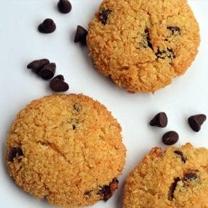 recipes baking healthy cookies